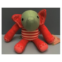 Franck & Fischer Doll Elephant Leo STRIPED