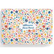 Frau Ottilie Baby diary WELCOME LITTLE ONE