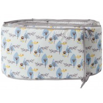 Fresk bed bumper FOX BLUE