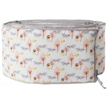 Fresk bed bumper FOX PINK