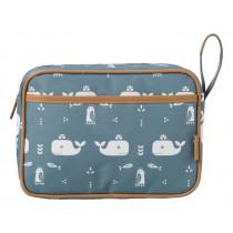 Fresk Toiletry Bag WHALE Blue
