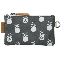 Fresk wallet PINEAPPLE dark grey