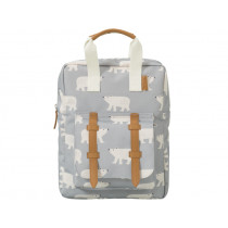 Fresk Kids Backpack POLAR BEAR