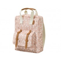 Fresk Kids Backpack DROPS pink