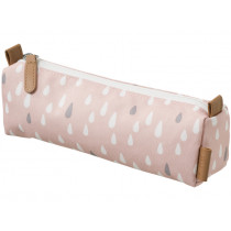 Fresk Pencil Case DROPS pink