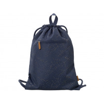 Fresk Drawstring Bag INDIGO DOTS