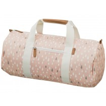 Fresk Gym Bag DROPS pink