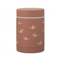 Fresk thermos food jar BIRDS