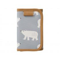 Fresk Billfold Wallet POLAR BEAR