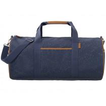 Fresk Weekender Bag Large INDIGO DOTS