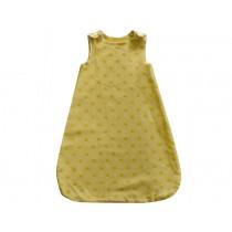 Fussenegger sleeping bag Ida with dots yellow