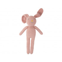 Global Affairs Crochet Toy RABBITpink