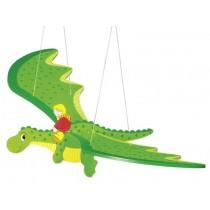 Swinging dragon