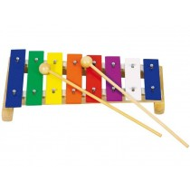 Colourful xylophone by Goki