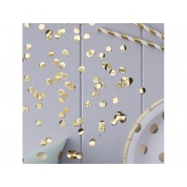 Ginger Ray TABLE CONFETTI gold metallic