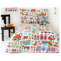 by Graziela farmyard bedding set