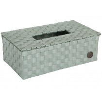 Handed By tissue box Luzzi greyish green