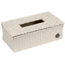 Handed By tissue box Luzzi pale grey