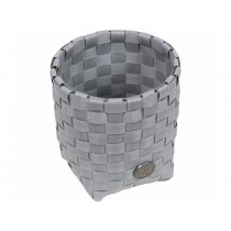 Handed By basket Cecina flint grey
