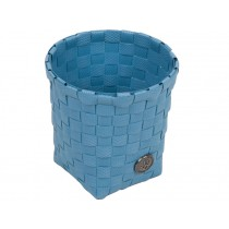 Handed By basket Cecina stone blue