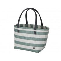 Handed By Shopper COLOR BLOCK VINTAGE greyish green