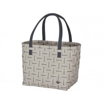 Handed By shopper Elegance pale grey