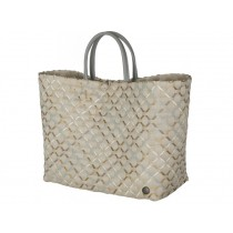Handed By Shopper GLAMOUR pale grey