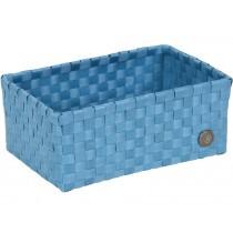 Handed By basket Sardinia stone blue
