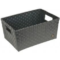 Handed By basket Bibbona dark grey