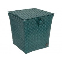 Handed By basket Florence blue green
