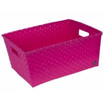 Handed By basket Verona pink