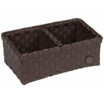 Handed By Volterra baskets dark taupe