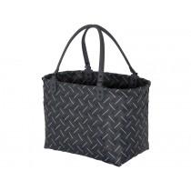 Handed By shopper Luxury dark grey