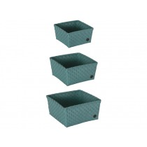 Handed By Basket MILAN stone green