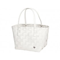 "Shopper ""Paris"" in white by Handed By"