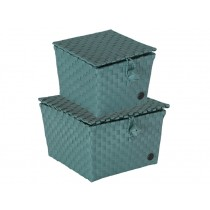 Handed By Basket PISA stone green