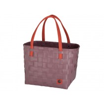 Handed By shopper Color Block rustic pink