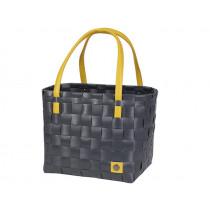 Handed By shopper Color Block dark grey