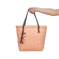 Handed By shopper Los Angeles peach