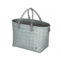 Handed By shopper Saint Tropez greyish green