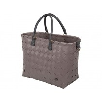 Handed By shopper Saint Tropez stone brown