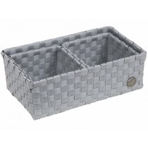 Handed By Volterra basket flint grey
