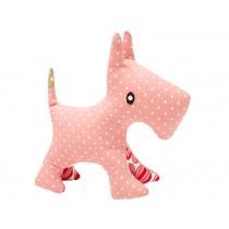 Hickups dog pink
