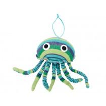 Hickups sock jellyfish turquoise