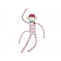 Hickups XXL sock monkey pink/mint/mint
