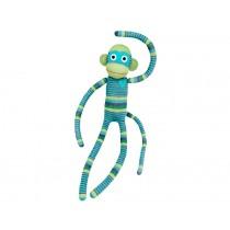 Hickups XXL sock monkey turquoise