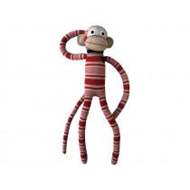 Hickups XXL sock monkey red / beige