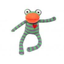 Hickups sock frog