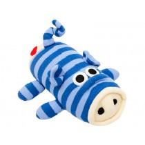 Hickups sock pig blue