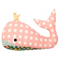 Hickups whale pink